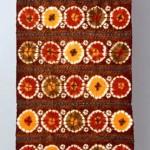2005 絞染飾布  200×60