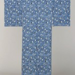 2008 草むらに咲く 着物