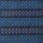 2004 首里花織着物「孔雀」