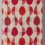 2014 刺子織帯地「紅ほっぺ」 35.8X547