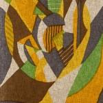 2013 ラオス:ルアンプラバーンの寺院にて 284×90