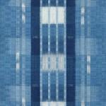 2010 経吉野藍絣九寸帯 帯