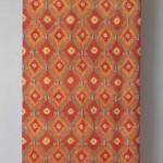2003 絞染飾布 92×195