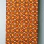 2004 絞染飾布 90×190