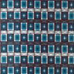 2006 藍の布 300×80