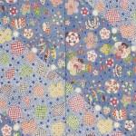 2014 〝花のおしゃべり〟 着物