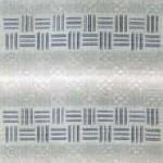 2003 花織「さくららん」  着尺  絹