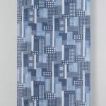 2012 とき 藍両面型付 312×105
