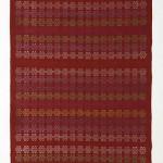 2011 絹緯浮花織着物 180×160