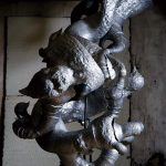 アルミニウム、鉄 270×200×200cm