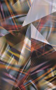 デジタルプリント(80 x 50cm)BEYOND THE INFINITE-002